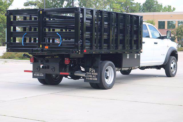 2020 Ram 5500 Crew Cab DRW 4x4,  PJ's Truck Bodies Stake Bed #CL53400 - photo 3