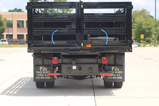2020 Ram 5500 Crew Cab DRW 4x4,  PJ's Truck Bodies Stake Bed #CL53400 - photo 6