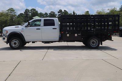 2020 Ram 5500 Crew Cab DRW 4x4,  PJ's Truck Bodies Stake Bed #CL53400 - photo 7