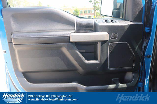 2019 Ford F-150 SuperCrew Cab 4x4, Pickup #M05660A - photo 21