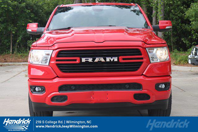 2019 Ram 1500 Crew Cab 4x4, Pickup #M18931A - photo 5