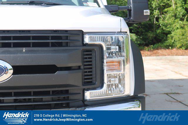 2019 Ford F-550 Regular Cab DRW 4x4, Service Body #M26645A - photo 10