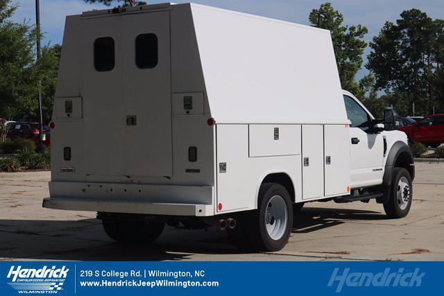 2019 Ford F-550 Regular Cab DRW 4x4, Service Body #M26645A - photo 2