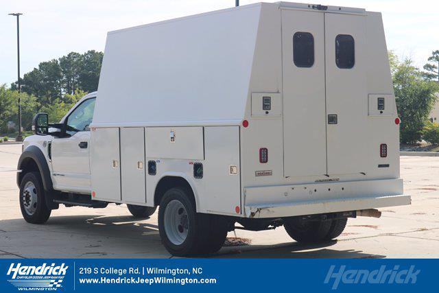 2019 Ford F-550 Regular Cab DRW 4x4, Service Body #M26645A - photo 6