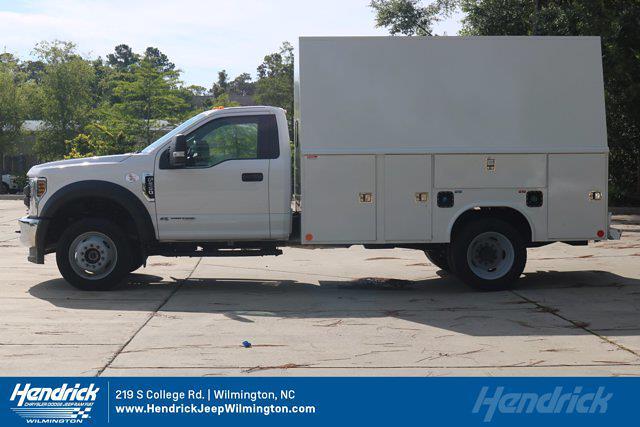 2019 Ford F-550 Regular Cab DRW 4x4, Service Body #M26645A - photo 8