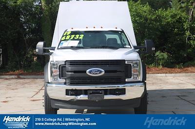 2019 Ford F-550 Regular Cab DRW 4x4, Service Body #M26645A - photo 4