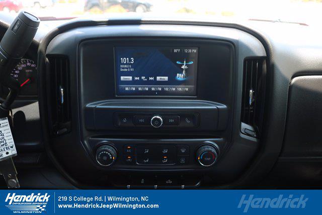2017 Chevrolet Silverado 1500 Double Cab 4x2, Pickup #M38377A - photo 8