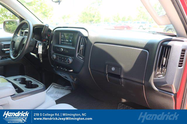 2017 Chevrolet Silverado 1500 Double Cab 4x2, Pickup #M38377A - photo 16