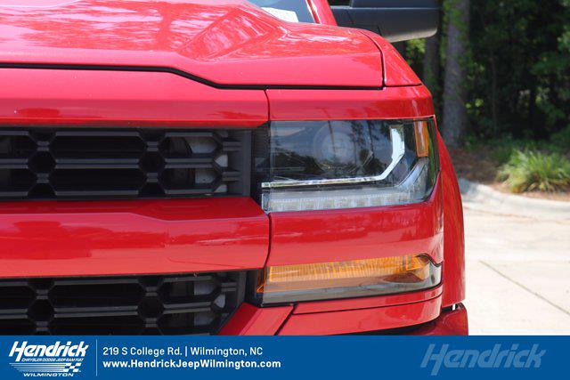 2017 Chevrolet Silverado 1500 Double Cab 4x2, Pickup #M38377A - photo 17