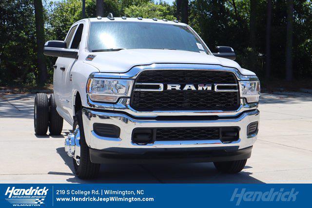 2021 Ram 3500 Crew Cab DRW 4x4, Cab Chassis #M41217 - photo 1