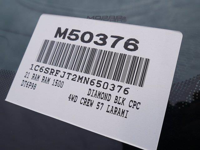 2021 Ram 1500 Crew Cab 4x4, Pickup #M50376 - photo 90