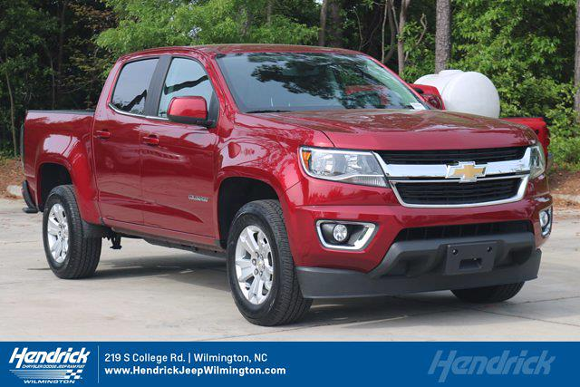 2020 Chevrolet Colorado Crew Cab 4x2, Pickup #M69709A - photo 1