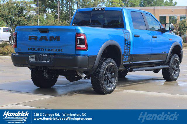 2021 Ram 2500 Crew Cab 4x4,  Pickup #M80585A - photo 2