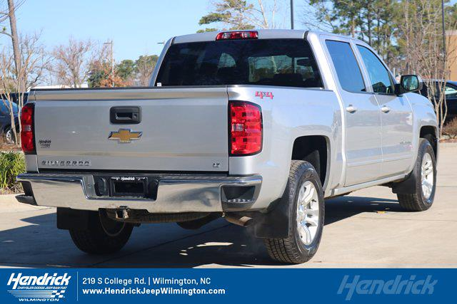 2018 Chevrolet Silverado 1500 Crew Cab 4x4, Pickup #P20199 - photo 1