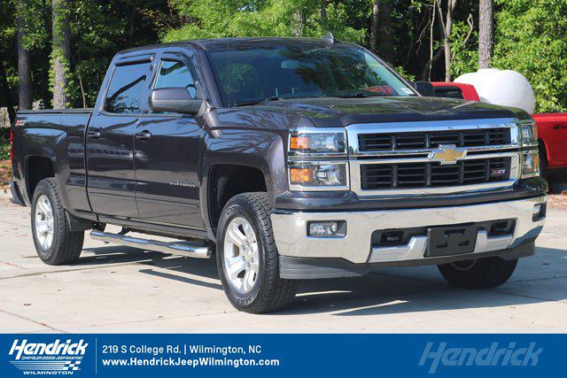 2015 Chevrolet Silverado 1500 Crew Cab 4x4, Pickup #P20279 - photo 1