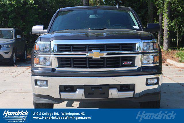 2015 Chevrolet Silverado 1500 Crew Cab 4x4, Pickup #P20279 - photo 6