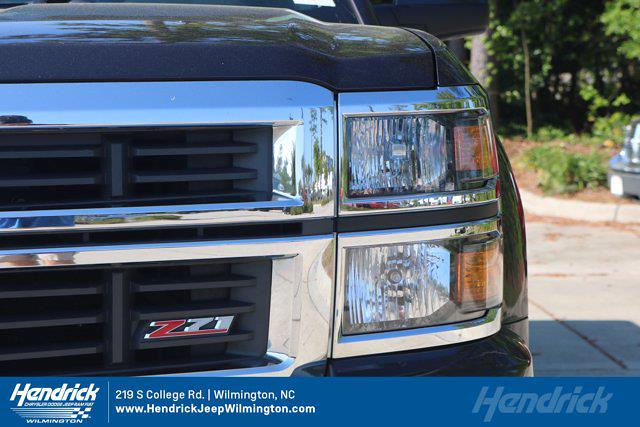 2015 Chevrolet Silverado 1500 Crew Cab 4x4, Pickup #P20279 - photo 17