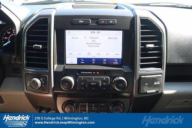 2020 Ford F-150 SuperCrew Cab 4x4, Pickup #P20320 - photo 12