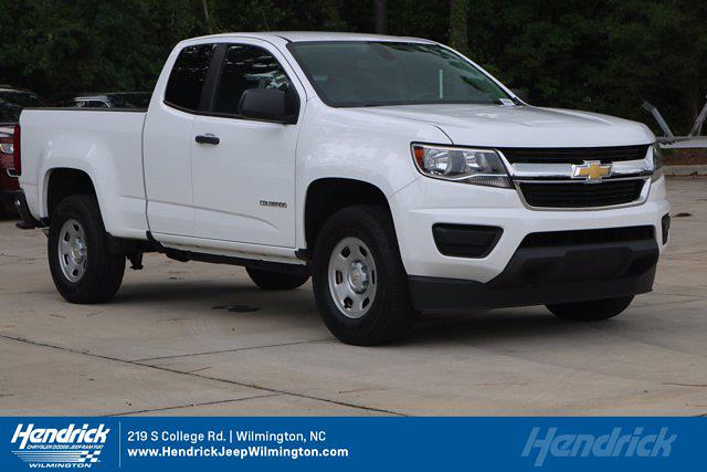 2019 Colorado Extended Cab 4x2,  Pickup #P20429 - photo 1