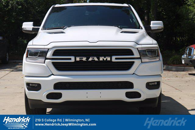 2020 Ram 1500 Crew Cab 4x4, Pickup #PS20272A - photo 4