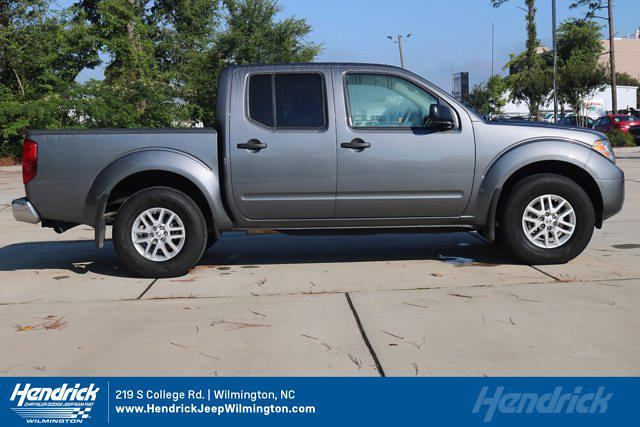 2019 Nissan Frontier Crew Cab 4x4, Pickup #PS20356 - photo 8
