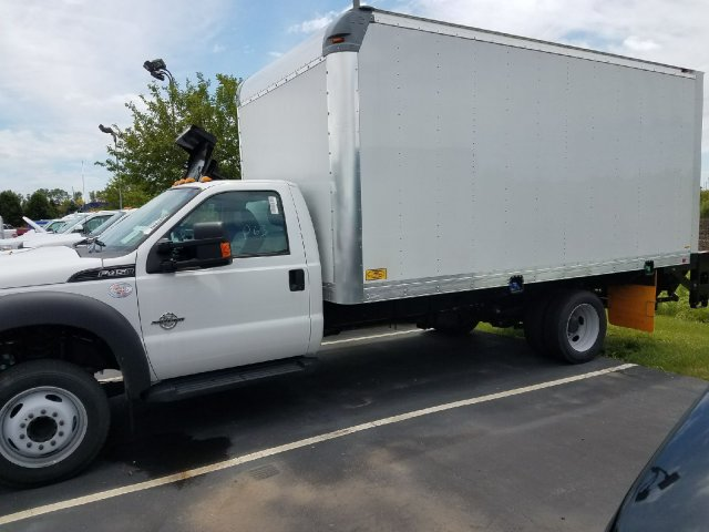 2016 F-450 Regular Cab DRW, Supreme Dry Freight #F161719 - photo 8