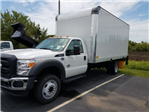 2016 F-450 Regular Cab DRW, Supreme Dry Freight #F161719 - photo 1
