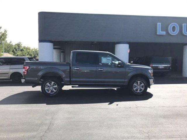 2018 F-150 Crew Cab 4x4, Pickup #F18004 - photo 3