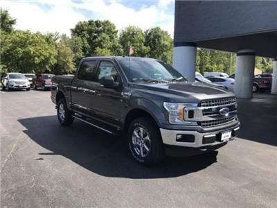 2018 F-150 Crew Cab 4x4, Pickup #F18004 - photo 1