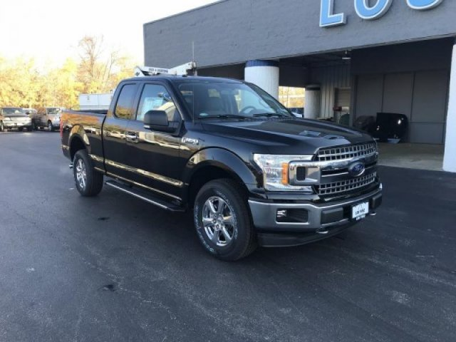 2018 F-150 Super Cab 4x4,  Pickup #F18087 - photo 1