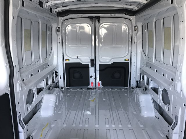 2018 Transit 250 Med Roof 4x2,  Empty Cargo Van #F181076 - photo 11