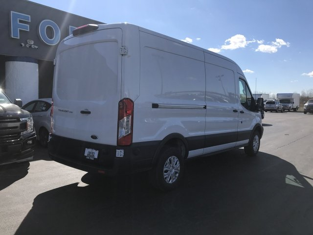 2018 Transit 250 Med Roof 4x2,  Empty Cargo Van #F181076 - photo 4