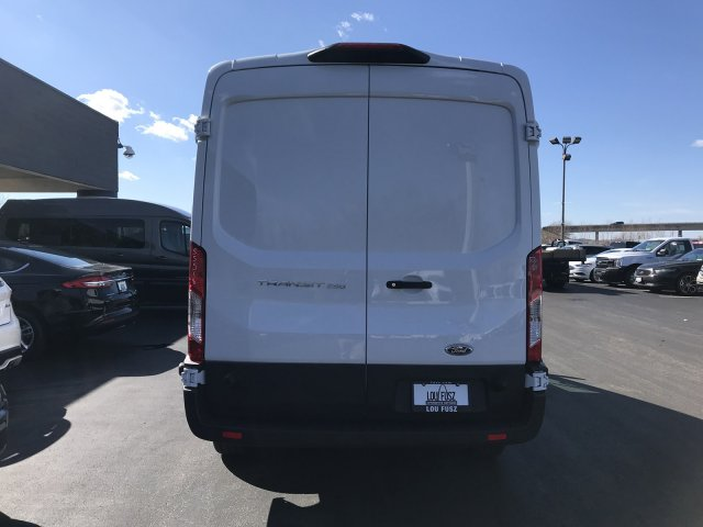 2018 Transit 250 Med Roof 4x2,  Empty Cargo Van #F181076 - photo 6