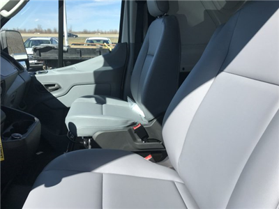 2018 Transit 250 Med Roof 4x2,  Empty Cargo Van #F181076 - photo 12