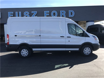 2018 Transit 250 Med Roof 4x2,  Empty Cargo Van #F181076 - photo 3