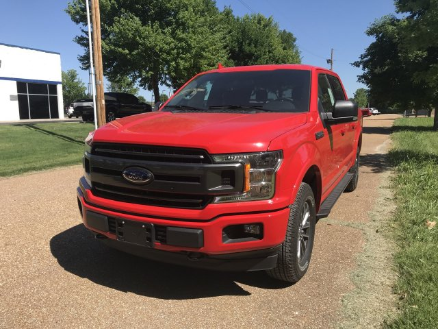 2018 F-150 SuperCrew Cab 4x4,  Pickup #F181100 - photo 1