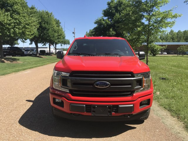 2018 F-150 SuperCrew Cab 4x4,  Pickup #F181100 - photo 6