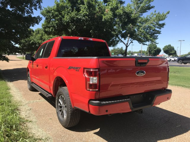 2018 F-150 SuperCrew Cab 4x4,  Pickup #F181100 - photo 2