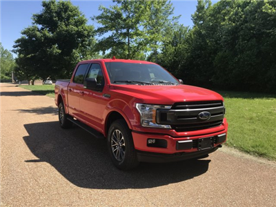 2018 F-150 SuperCrew Cab 4x4,  Pickup #F181100 - photo 3
