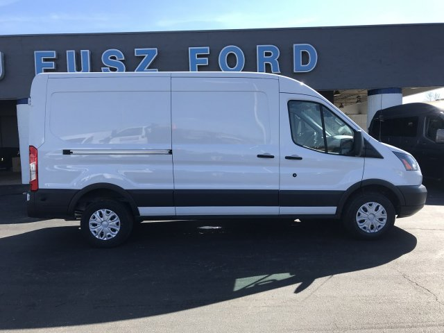 2018 Transit 250 High Roof 4x2,  Empty Cargo Van #F181130 - photo 3