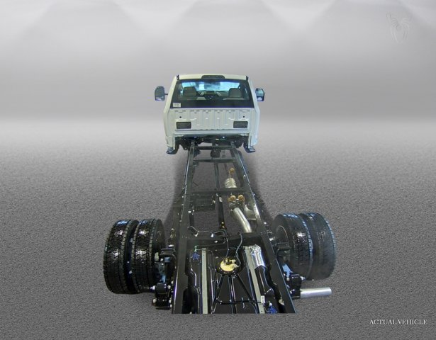 2018 F-550 Regular Cab DRW 4x4,  Cab Chassis #F181162 - photo 3