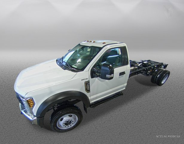 2018 F-550 Regular Cab DRW 4x4,  Cab Chassis #F181162 - photo 5