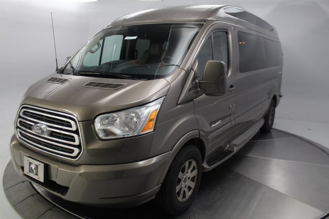 2018 Transit 150 Low Roof 4x2,  Empty Cargo Van #F181220 - photo 2