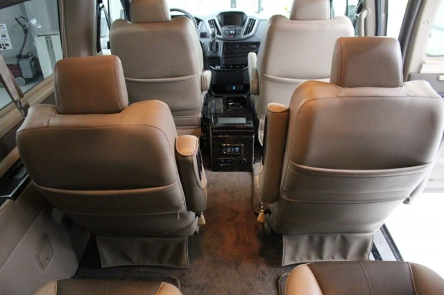2018 Transit 150 Low Roof 4x2,  Empty Cargo Van #F181220 - photo 9