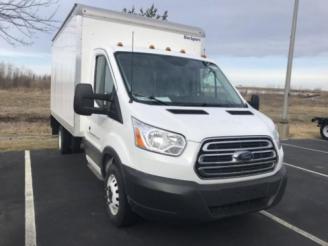 2018 Transit 350 HD DRW 4x2,  Rockport Cutaway Van #F18129 - photo 4