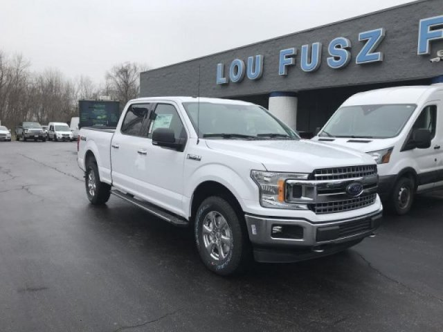 2018 F-150 SuperCrew Cab 4x4,  Pickup #F18333 - photo 1