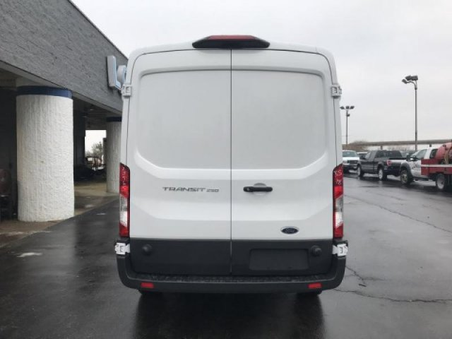 2018 Transit 250 Med Roof 4x2,  Empty Cargo Van #F18357 - photo 6