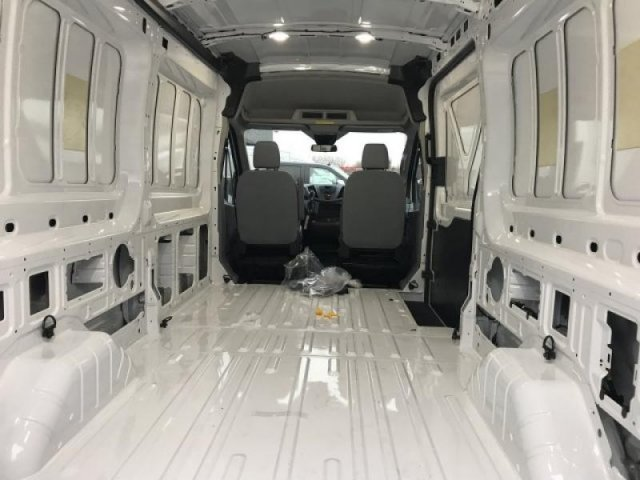 2018 Transit 250 Med Roof 4x2,  Empty Cargo Van #F18357 - photo 2