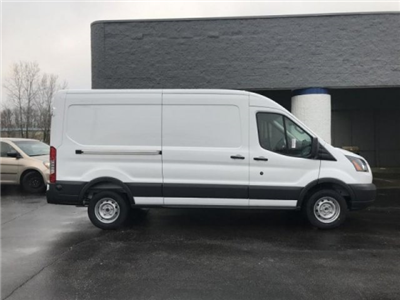 2018 Transit 250 Med Roof 4x2,  Empty Cargo Van #F18357 - photo 3