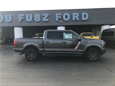 2018 F-150 Crew Cab 4x4, Pickup #F18364 - photo 3